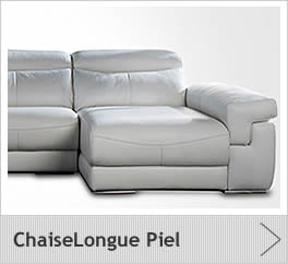 CHAISELONGUE CUERO - decorpiel