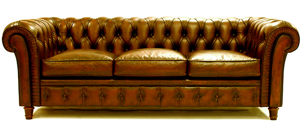 Sofas chesterfield oferta for Sofas piel ofertas