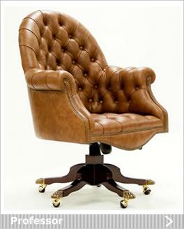Sillones oficina despacho for Sofas y sillones de piel
