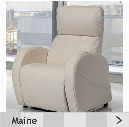 Sillones piel relax for El mejor sillon relax