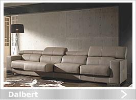 Sof s modernos for Sofas 4 plazas reclinables